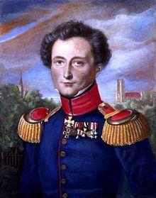 Carl von Clausewitz (1780–1831) nach einem Gemälde von Karl Wilhelm Wach – Wikipedia