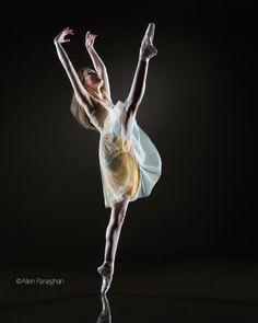 Forward Split (Allyssa Bross of Los Angeles Ballet) by Allen Parseghian on 500px