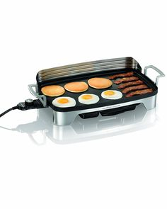 hamilton beach premiere cookware electric griddle this is an amazon affiliate link learn - Electric Griddles