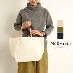 【楽天市場】[M047]MORMYRUS(モルミルス)CANVAS TOTE BAG/キャンバストートバッグ【ネコポス対象外】O:WOODY COMPANY