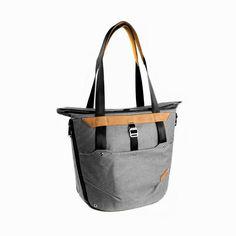 ff4eae5fae NWOT Peak Design Everyday Tote 20L Ash Gray Organizer Travel backpack or Bag  - Travel Backpack