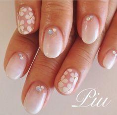 White Flowers Design