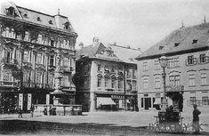 Ulice a námestia - Hlavné námestie - Pohľady na Bratislavu Bratislava, Louvre, Street View, Times, Building, Travel, Viajes, Buildings, Destinations
