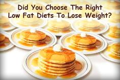 Did You Choose The Right Low Fat Diets To Lose Weight?  www.101loseweight...    See if you can select the right low-fat diets item from each of these groups when youre trying to lose your body weight.  Get the best weight loss tips here ww.facebook.com/... and redeem your free ebook.  More on how to lose weight fast at www.101loseweight... weight-loss-house