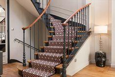 Escalier jean Charles Gibert