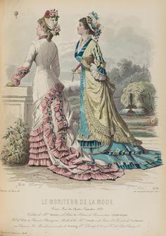 Le Moniteur de la Mode 1877 (E/1)
