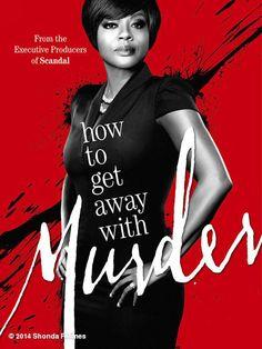 """Série TV """"How To Get Away With Murder"""" (conseillée par Claire Marshall et Coline)"""