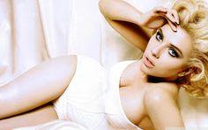 #star 눈빛마저도 섹시한 그녀, 스칼렛 요한슨 (Scarlett Johansson)