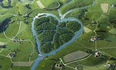 The Rio Heart, Dokota, USA