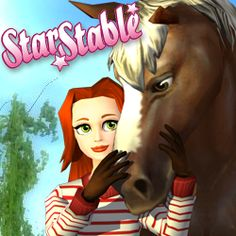 """a 5* STAR GREAT HORSE GAME! """"Star Stable"""" a free to play online game where thousands of players gather online in a beautiful 3D role playing world to train, ride and race!"""
