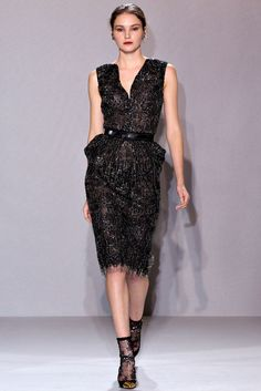 Collette Dinnigan Fall 2012 Ready-to-Wear Fashion Show Collection