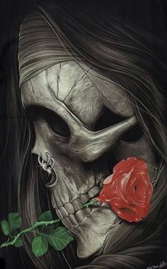 Skull. ❣Julianne McPeters❣ no pin limits