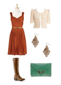 Thanksgiving outfit?