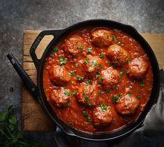 Keto Italian Meatballs - Healthy Choices