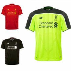 1f8193e0cb8 Liverpool s Kit for 2016 2017. YNWA.