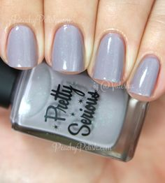 Pretty Serious Cosmetics Undercover Mermaid  | Stop! Collaborate and Listen Collection | Peachy Polish