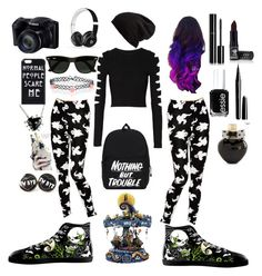 """""""Untitled #10"""" by frankoero ❤ liked on Polyvore featuring interior, interiors, interior design, home, home decor, interior decorating, The Bradford Exchange, ASOS, Cushnie Et Ochs and Beats by Dr. Dre"""