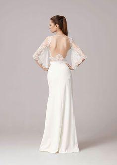 Agny wedding dress from Anna Kara wedding dresses 2016
