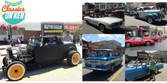 #Classics on Kent #Car #Show Sunday, #July 12th, #2015 9 a.m. - 3 p.m. Shared by #HM #Coordinator http://www.hmcoordinator.com