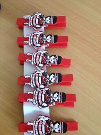 24 x Craft wooden Maori girls - great value!