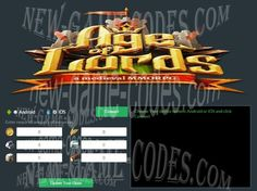"""""""Age Of Lords Hack Cheats {Gold,Food,Iron} Triche,"""" by Chad C Mitchell"""