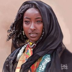 Ethnic Beauty by KateRynn
