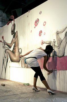 #Herakut #street #street art #art