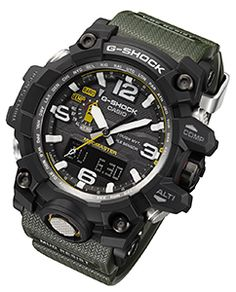 Casio to Release G-SHOCK Designed for Deserts, Mud, and Other Tough Environments