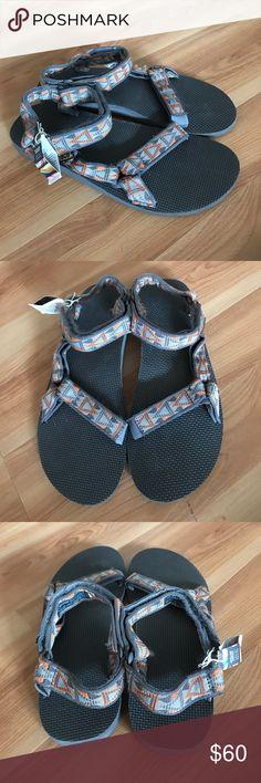 1de0f16b870ba Teva mosaic men s sandals size 13 new NWT