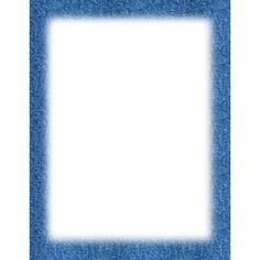 denim border -... ❤ liked on Polyvore featuring frames, backgrounds, borders and picture frame