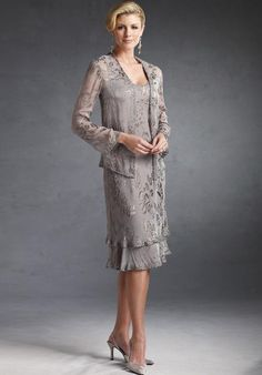 Capri by Mon Cheri CP2900-6 Mother Of The Bride Dress - The Knot