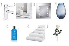 Modern Bathroom Mood Board*   Miss Nicklin   A South Wales Lifestyle, Food and Fashion Blog