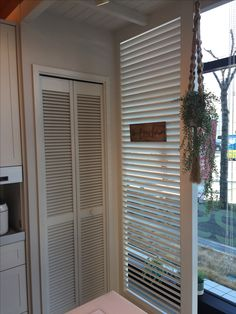 Blinds, Curtains, Doors, Home Decor, Shutters, Insulated Curtains, Slab Doors, Blind, Interior Design