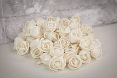 Closely resembling a gorgeous flower bud, the Bird Rose is one of our all-time favorite sola wood flowers! Attach stems to these dainty flowers for easy arranging in bouquets and centerpieces. These wooden flowers could also be attached directly to your craft or decor projects. #diyflowers #woodflowers #solawood #diycraft #craftideas #diy #preservedflowers