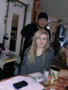 Jennifer and Tim