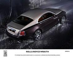 The brand new @Rolls-Royce Motor Cars -- #Wraith