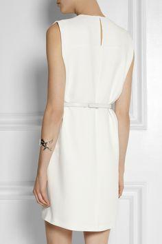 Saint Laurent|Cady mini dress|NET-A-PORTER.COM