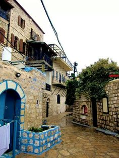 Safed city - Palestine