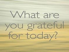 Being grateful is an emotion that comes easier for some people than it does for others. There are individuals who are grateful for everything that they have and who appreciate even the smallest things in life, while others do not understand the concept of being grateful at all. Looking at the positives in life and being grateful for even small blessings can help you live a richer and more rewarding life, one that is filled with joy and contentment regardless of your material possessions…