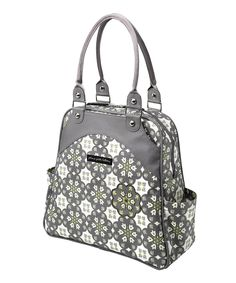 In love! Take a look at this Misted Marseille Glazed Sashay Satchel I bought at zulily today!