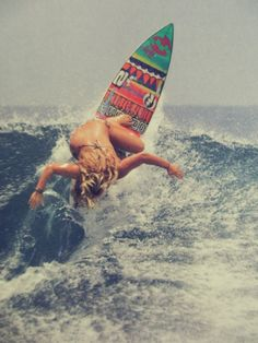 her board is AWESOME!