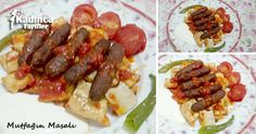 Tire Köfte Tarifi Salsa, Bacon, Meat, Breakfast, Food, Bulgur, Morning Coffee, Essen, Salsa Music