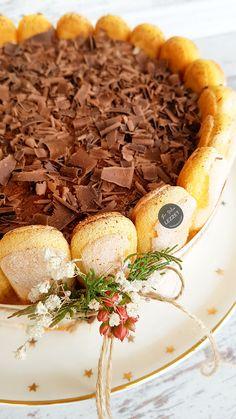 Kedidili Tiramisu Tiramisu, Camembert Cheese, Food To Make, Panna Cotta, Food And Drink, Pie, Tart, Favorite Recipes, Cookies