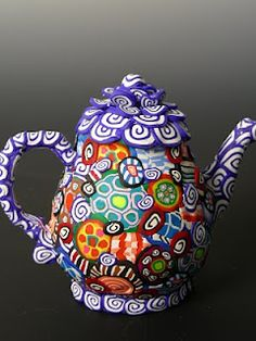 It's All About Creating: teapots
