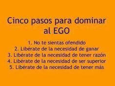 para dominar al ego