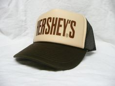 Hershey's Trucker Hat - Products, Business and Brands Trucker Hats & More