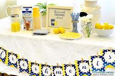 Free Printables for a Lemonade Stand @ ItsOverflowing - A timeless boredom buster!
