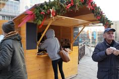 """If you're in the area, why not pop over to the Christmas markets """"pod pyramidou"""" (under the pyramid) at the Slovak Radio building in Bratislava?"""