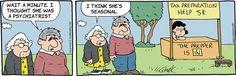 Lola by Todd Clark for Apr 1, 2017 | Read Comic Strips at GoComics.com