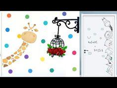 FLOWER NEST/ EASY WALL ART FOR BEGINNER/wall art practice/wall art tutorial/wall decor for beginner - YouTube Simple Wall Art, Easy Wall, Nest, Wall Decor, Flowers, Youtube, Crafts, Nest Box, Wall Hanging Decor